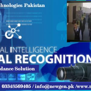 SI-Attendance through Facial Recognition CCTV Camera
